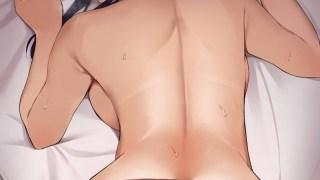 【二次】背中が見えている女の子のエロ画像 Part18