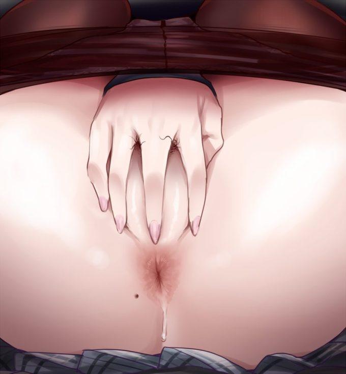 14の二次エロ画像45 - 【二次】エッチなほくろのある女性たちのエロ画像 Part4