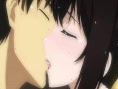 アニメエロアニメお姉さん姉キスベロ舌エロアニメ 一般作品でここまで見せるのはヤバいかも キスで感じて完全に舌入れベロチュウ SEXしたくて仕方ないお姉さん05:36