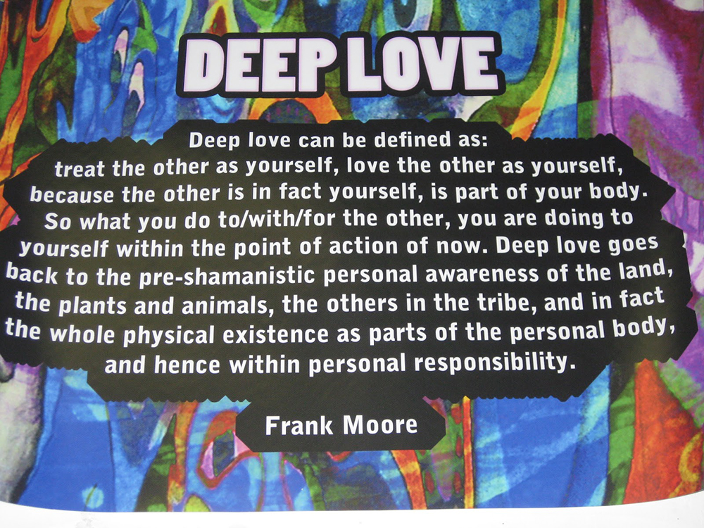 Deep Love – The Frank Moore Archives