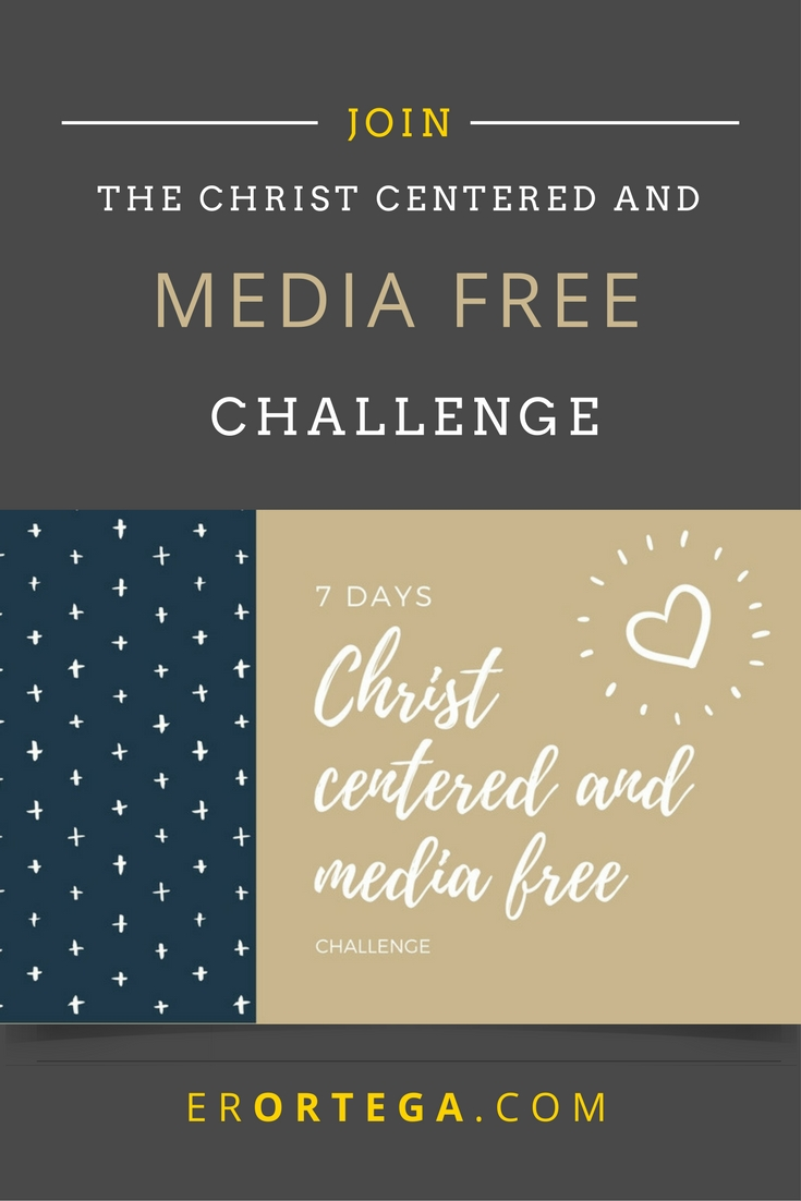 Tired of the media noise? Here's a challenge for you. The consumption of information can be a real time-suck and for the believer, we can turn it into an idol if we're not careful. Join me for a 7 Day social media detox.