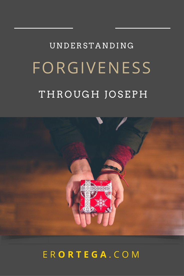 Joseph teaches us about forgiveness. He did not forget the offenses that were done unto him, yet he forgave. He did not forget nor should we. Many times we hear that we ought to forgive and forget. The Bible doesn't state this as truth. Joseph was forgiving, but he never forgot what his brothers did to him. We should practice forgiveness in the same way. Read about it here.