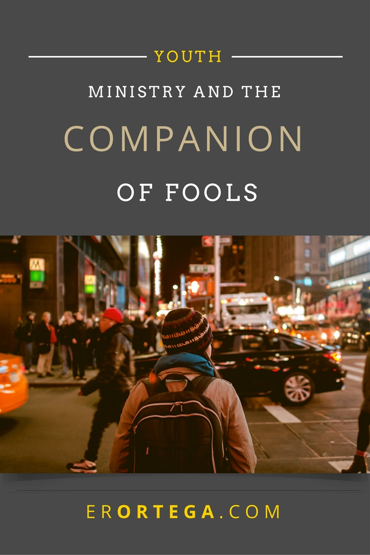 Youth ministry and the companion of fools. What does the Bible say about youth ministry? Who is supposed to disciple the youth in the church today? Why are youth leaving the church in mass numbers?