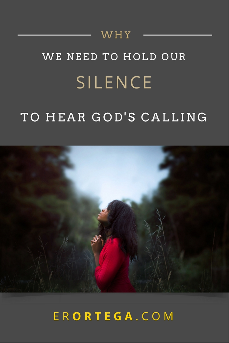 We need to never assume that a closed door from God is a bad thing. When we are disappointed with outcomes, we need to remember that silence is perhaps the best way to listen to the calling of God in our lives.