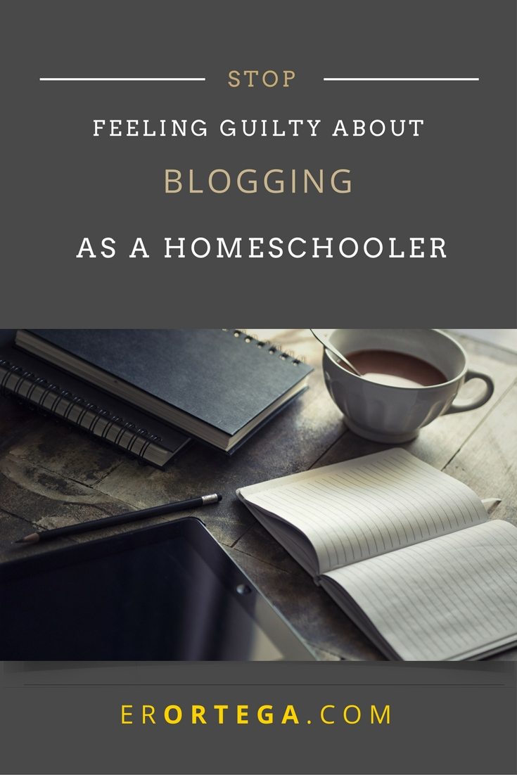 We tend to feel guilty when we do something for ourselves, and when we're not using our time for our families exclusively. Although blogging can be consuming, with a proper perspective, we can carve out time and schedule to make it work. Read about the importance of using blogging to honor Him.