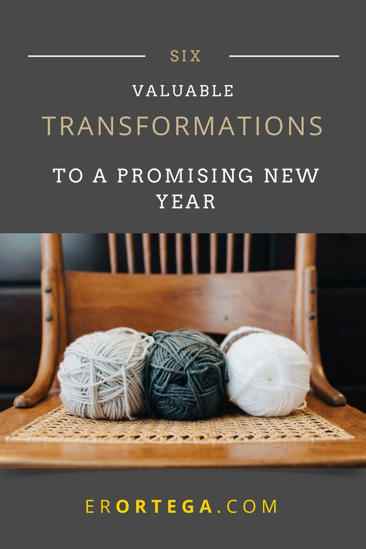 We may not have all that the world proclaims is good and necessary for happiness. I would rather cleave to that which is good. There is always a new year to renew the vows we have made with the Lord, to follow Him and live for Him, in all things. Click to read post.