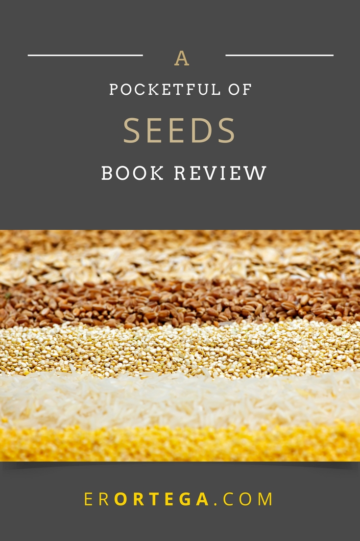 The seeds here are inspired by the teachings of Christ, but my wish would be that they cover scripture more comprehensively. Click to read full post of my book review of A Pocketful of Seeds by Debbie Johnson.