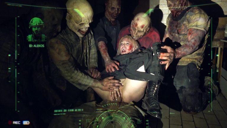 Horror Porn: Zombie Strike Origin - TRAILER