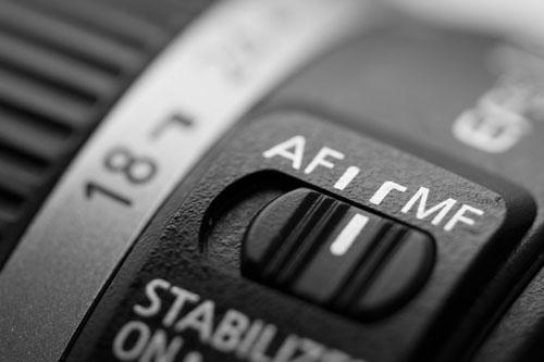 Controllo totale della messa a fuoco: le modalità di selezione area AF