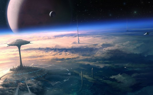 Planetary civilization