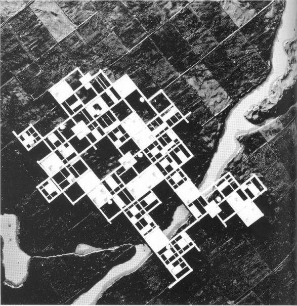 Agricultural City (1960), Кисё Курокава