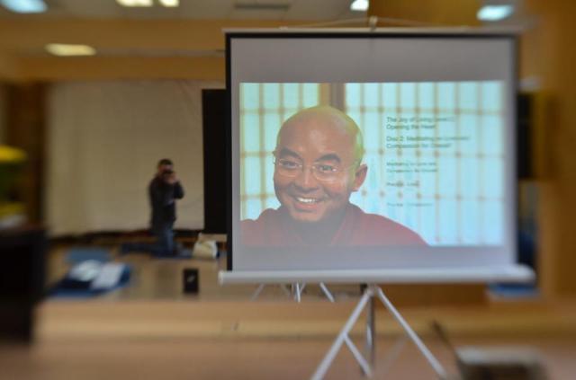 Видео-учение Мингьюра Ринпоче