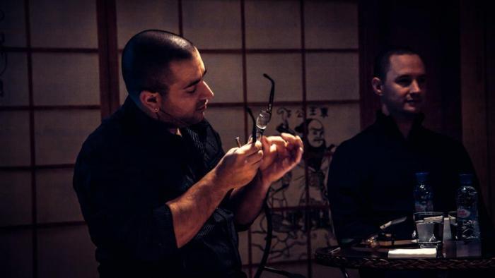 Клинт Фуз и Колин Бигелоу (фото © Валентин Горбунов)