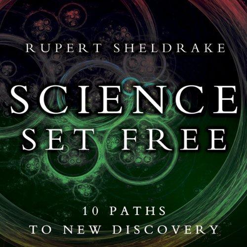 Обложка книги Руперта Шелдрейка «Science Set Free»