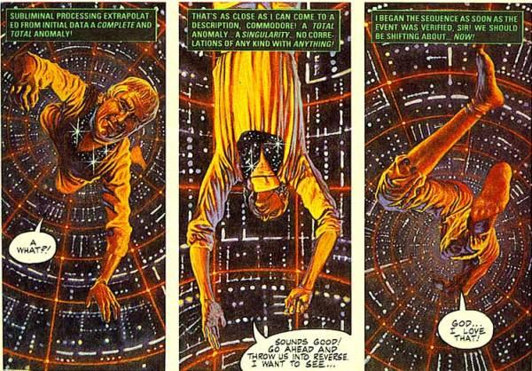 Тимоти Лири в космосе