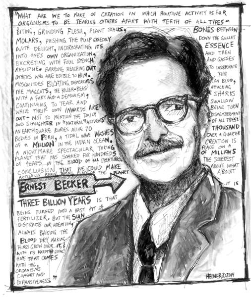 Эрнест Беккер (1924–1974)