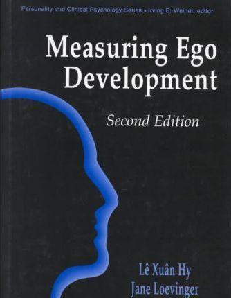 Ли Хуань Хи и Джейн Лёвинджер, «Измерение развития эго» (2-е изд., 1996)