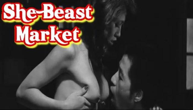 Secret Chronicle: She Beast Market (1974) watch UNCUT