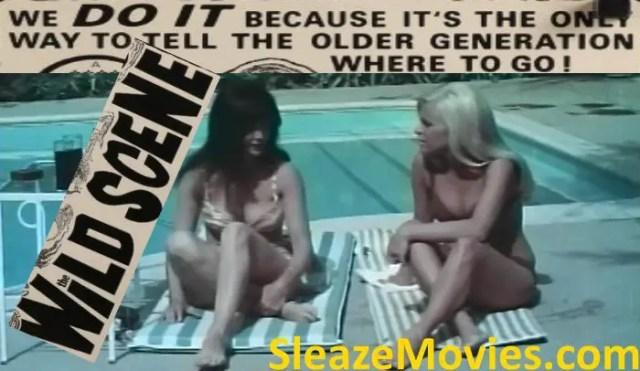 The Wild Scene (1970) watch online