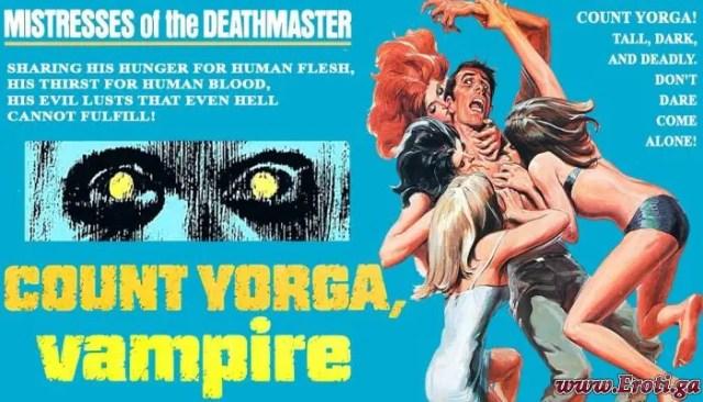 Count Yorga, Vampire (1970) watch online