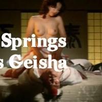 Hot Springs Kiss Geisha (1972) watch online