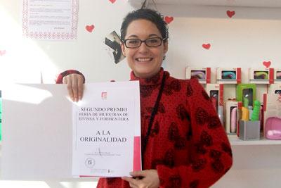 Premio a la originalidad - Erotic and Chic
