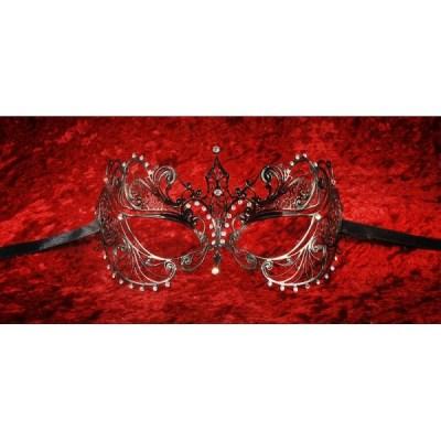 Máscara metálica veneciana Berenice