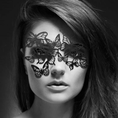 Sybille Máscara de Vinilo