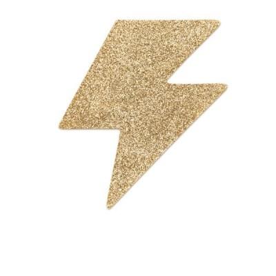 Pezoneras Flash - Rayo Oro BIJOUX Indiscrets