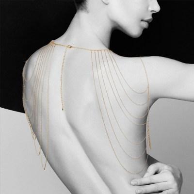 Magnifique - Cadenas hombros oro BIJOUX Indiscrets
