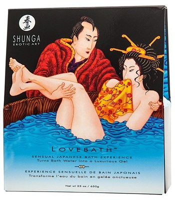 Baño Sensual Shunga