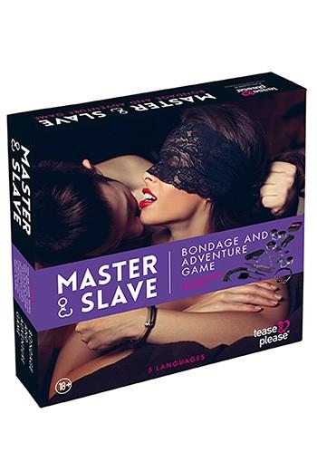 Juego Aventura Bondage Master & Slave