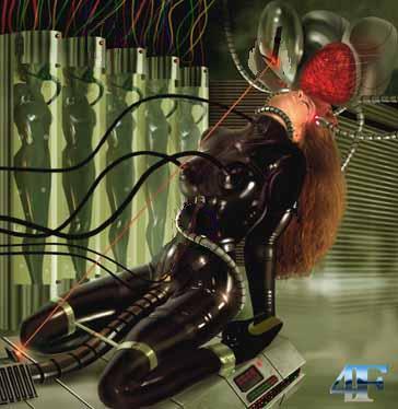 erotic fantasy women art