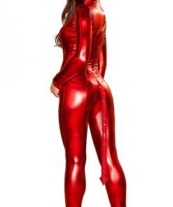 Merry See Kırmızı Şeytan Kız Kostümü