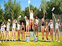 Nøgenhed i sport og atletik