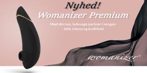 Den perfekte gave til hende, Womanizer Premium Klitoris Stimulator