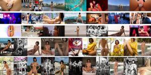 Den hotte kunstner Milo Moire bruger sin krop som kunstudstilling