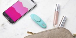 NYHED: We-Vibe Moxie Vibrator med Fjernbetjening og App