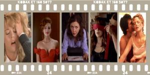 De bedste og frækkeste sexscener fra det store biograflærred