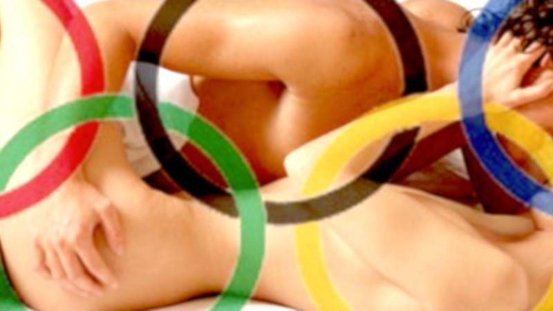 De olympisk sexlege 2020 i film og billeder.