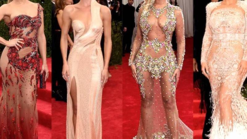 Hvor nøgen kan de Kendte blive med tøj på!?