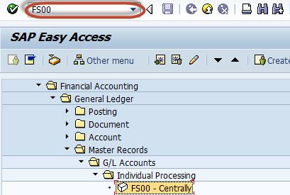 sap-fi-general-ledger-fs00-tcode-menu-path