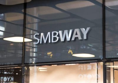 SMBWAY Office Glass Panel