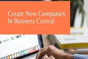 Create New Companies in Dynamics 365