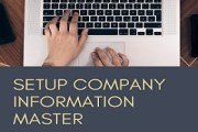 Setup Company Information Master in D365 BC