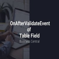 How to Call OnAfterValidateEvent of Table Field via Eventsubscriber