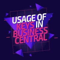 Usage of Keys in Business Central
