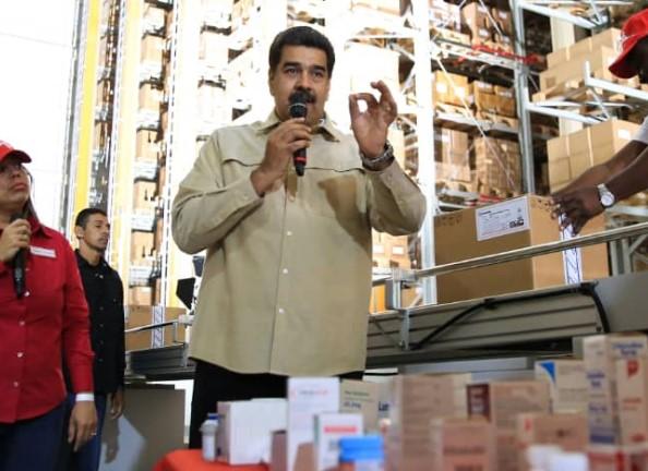 ¿Dónde conseguirá los medicamentos? Maduro confesó que es asmático (VIDEO)