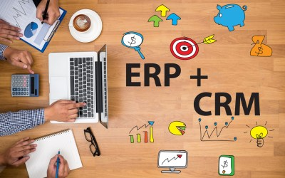 Why is fall the biggest season in the ERP and CRM industry?