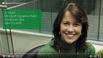 NAV_3 måder at omdanne dine data til værdi